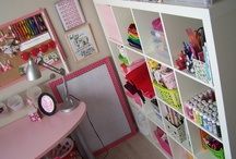 Office/ study craft room