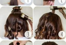 Frisuren tutorial
