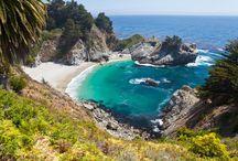 California (road trip West coast)