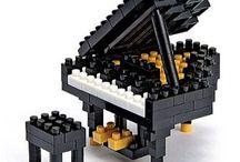 Lego/Mega Blocks/Kre-O / by J. S. Johnson
