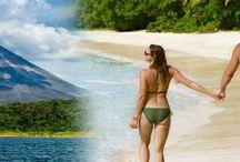 Honeymoon Destinations / Discover the beautiful honeymoon destinations in Central America & Mexico.