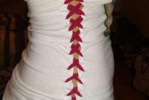 Shirt rips