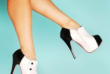 Omg. Shoes. Let's get some shoes. / by Kelly Lyman