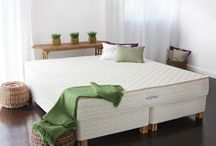 Organic and Natural Mattresses / Any amount of chemical reduction in your life is a bonus! That's why we have many options for chemical free and organic mattresses.