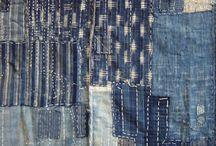 BORO / japan textile