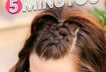 peinados rapidos