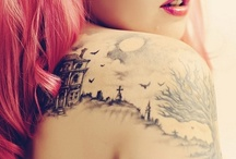 tattoos! / by Talisha Sosa