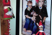 Elf on the Shelf Ideas / by Melinda Wigley