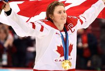 Team Canada: Sochi 2014 Olympics / Learn more about the athletes and join us in cheering for Team Canada! / by Best Health Magazine