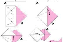 origami nenes