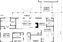 House plans  / by Jill McConnell