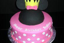 Annabelle 1st Birthday