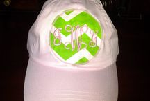 Monogram / Everything is better with your initials on it!