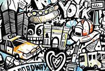 Viscom graffiti