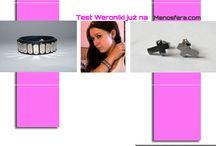 Testy biżuterii