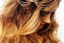 Hair jewelery / by Maggies Hairextensions