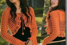 tops in crochet