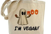 Vegan Halloween / For vegan Halloween costumes ideas, vegan Halloween candy info, vegan Halloween recipes, #vegan #Halloween #tshirts and party fun.