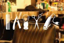 Decoración peluquería