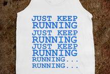 Run It Out... / by Nicole Elzayek