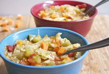 7-Day Diet Weight Loss Soup