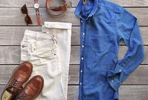 Clothing styles men casual
