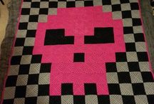 Crochet Art / Stitched to Awesome  / by DannyMoon ^_^