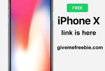 How to get a FREE iphone X