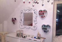 Make up room / Alles gehört an einen Platz