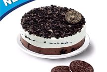 OREO CAKE by Christos Lambrou / Greece, May 2013  In May 2013 Christos Lambrou has created for Kraft Foods a fantastic new recipe called OREO Cake. His OREO creation became a huge success on the Greek market increasing the sales of all pastry shops selected to promote this new product.