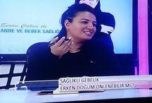 Evrim Çakıcı TV Programı / Evrim Çakıcı ile Anne-Bebek Sağlığı TV Programı..