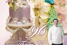 Yongki Gunawan Books / Books of my Cake Art Collection