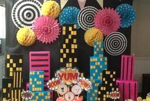 Birthday Party Girls / Ideas for little girls Birthday parties / by Yvette Rubio