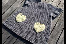 Hæklet baby- og børnetøj / Alt om hæklet tøj til børn