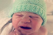 Our Harriet has a baby boy... / Sonny Otis Bower Hickey was born in June 2014