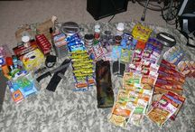 Zombie Apocalypse / Or any other emergencies that may require preparedness. / by Laura Booth