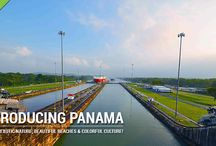 Panama / Our newest and exciting destination is Panama!  See all the things to do in Panama and you too will see that Panama is much more than the Canal.