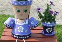 vasi fiori particolari