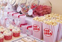 birthday party ideas / by Shannon Bowers