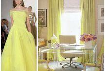 Custard - Spring 2015 Pantone
