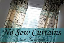 Crafts-No Sew / by Lesa Rogner