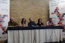 Encuentro nacional RELATA en la FilBo 2014 / Lanzamiento de antologías RELATA 2013