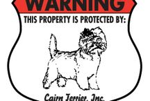Cairn Terrier Signs and Pictures / Warning and Caution Cairn Terrier Dog Signs. https://www.signswithanattitude.com/cairn-terrier-signs.html