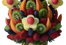 arreglos con frutas