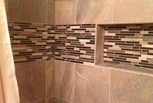 Bath and Shower remodel / by Carla O'Neill