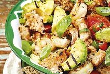 Salades - recettes froides