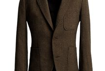 E-F-V Gentlemenswear / E-F-V Clothing. Sustainable clothing / Scandinavian design. Classic menswear natural materials.