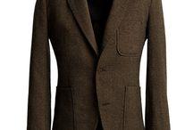 E-F-V Gentlemenswear / E-F-V Clothing. Sustainable clothing / Scandinavian design. Classic menswear natural materials.