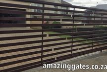 Wooden gates by amazing gates jhb
