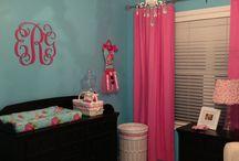 Catys room / by Brandie DeTar
